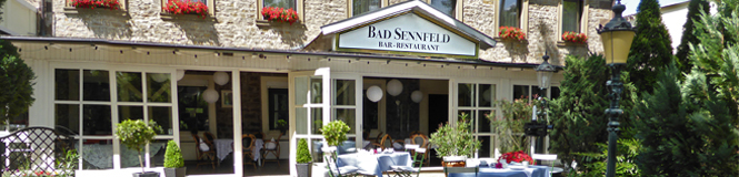 Bad Sennfeld - Bar Restaurant